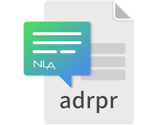 ADR Master Project Icon